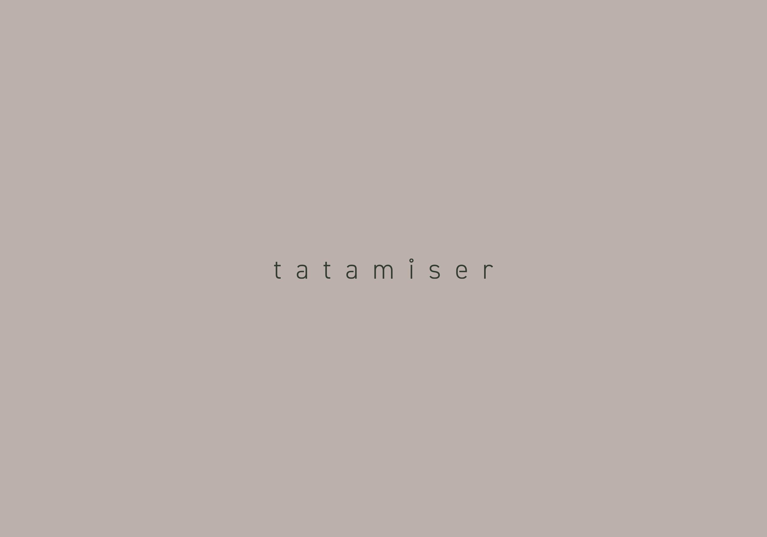 tatamiser_logo
